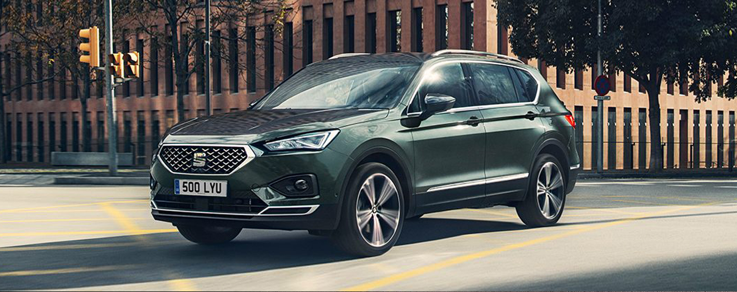 All New SEAT Tarraco